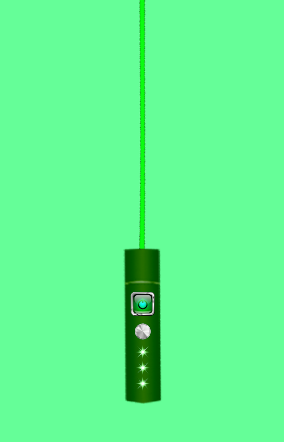 LED Laser Pointer Flashlight- screenshot