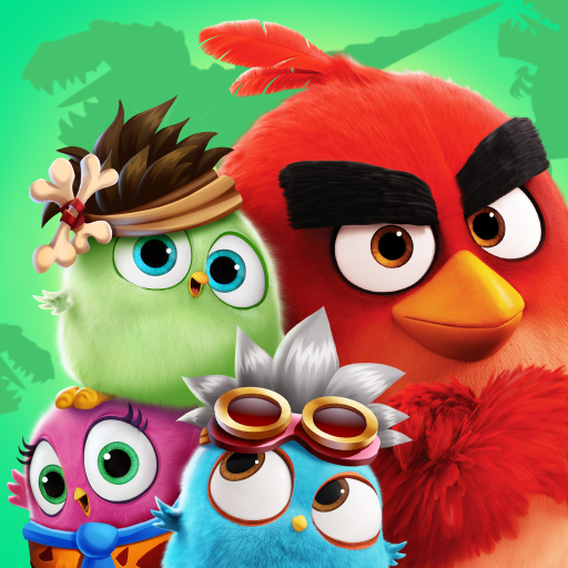Angry Birds Match game (apk) free download for Android/PC/Windows