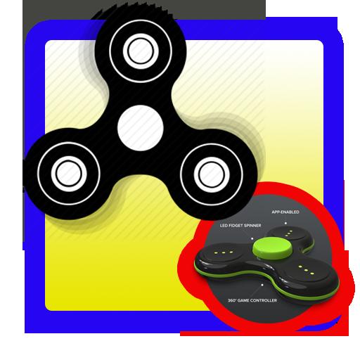 Fidget Spinner 2018 (game)