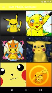 Cute Pikachu Wallpaper apk screenshot 1