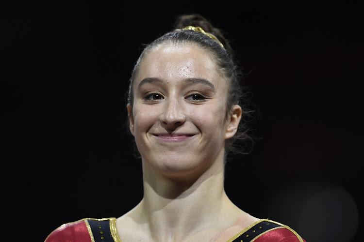 """Nina Derwael laat zich uit over Olympische Spelen van 2021: """"Ik heb nog een jaar extra om beter te worden, maar..."""""""