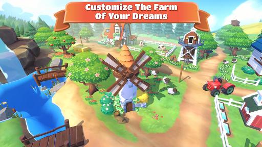 Code Triche Big Farm: Story APK MOD screenshots 1