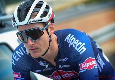 Twee Belgische renners van Alpecin-Fenix moeten in quarantaine in Verenigde Arabische Emiraten, Mathieu van der Poel kan wel naar huis