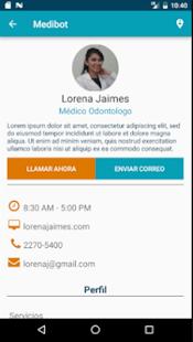 Medibot - náhled