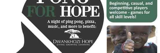 Pong for Hope