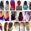 Girls Hair Cutting And Style Videos icon