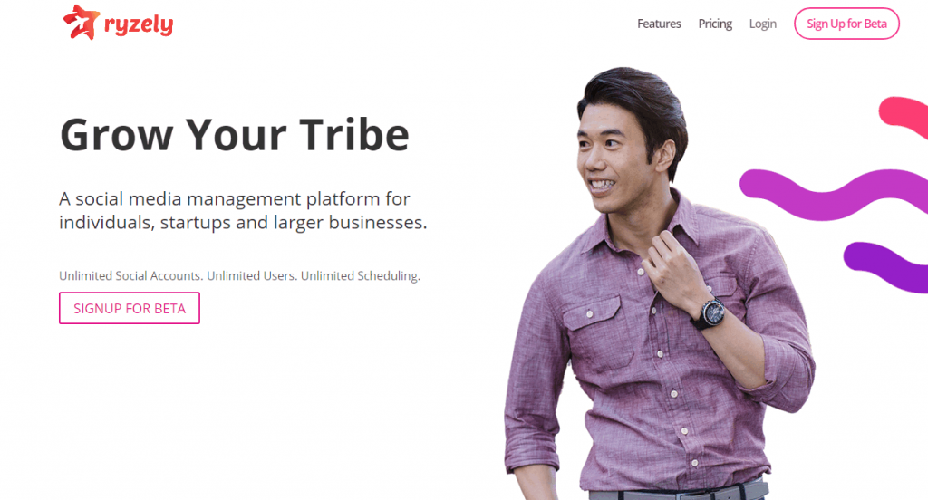 ryzely Content Marketing Tool