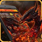 Fire Dragon Legend Launcher Icon