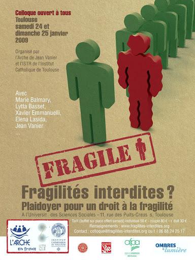 Affiche Colloque 2009
