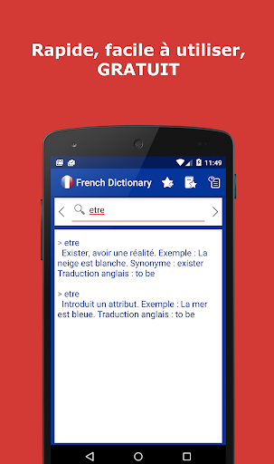 French Dictionary PRO