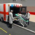 Ambulance Rescue Simulator icon