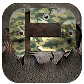 Camo Shrapnel - icon pack