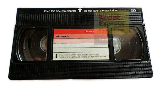 Zgrywanie kaset wideo