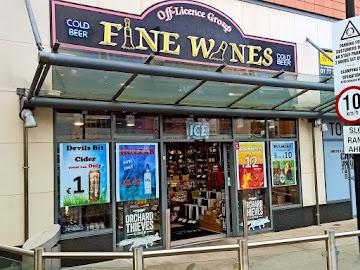 Fine Wines Blackpool Pointy