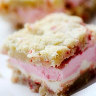 Peppermint Icecream Sandwich Cookies