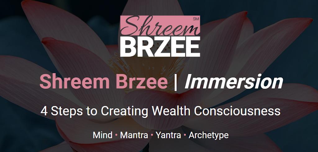 Shreem Brzee Breathing Meditation