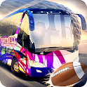 American Football Bus Driver icon