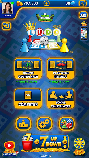 Ludo Kingu2122 5.1.0.156 screenshots 2