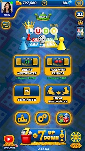 Ludo King™ Mod APK (Unlimited Coins, Gems & Six) 2