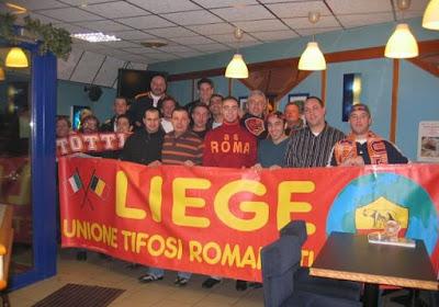 """Ces Belges supporteront l'AS Roma ce soir et veulent une revanche par rapport à la """"tragédie"""" de 1984"""