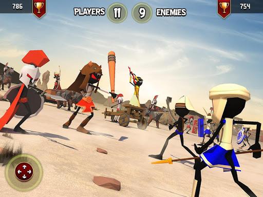 Persian Rise Up Battle Sim 1.0 screenshots 7