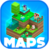 � Best Maps for Minecraft PE App Icon