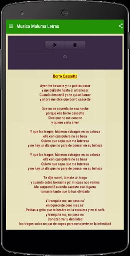 音樂必備免費app推薦|Musica Maluma Letras線上免付費app下載|3C達人阿輝的APP