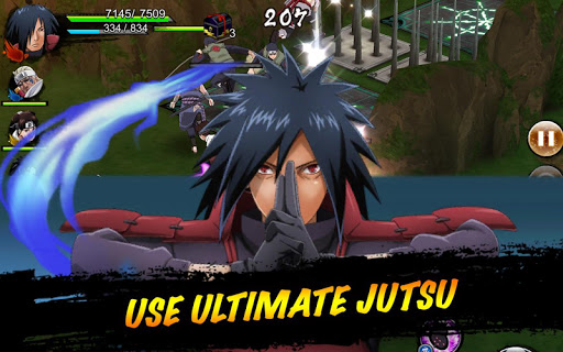 NARUTO X BORUTO NINJA VOLTAGE 4.1.0 screenshots 2