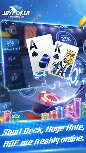 Joy poker apkmr screenshots 4