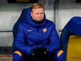 Volgens Koeman ligt probleem van Barcelona bij spitsen