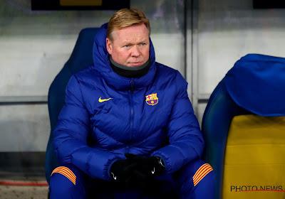 Ronald Koeman s'en prend... à l'UEFA