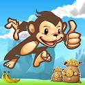 Monkey Run - The Jungle Book icon