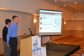 Photo: OVC ASHRAE LinkedIn Student Group (currently 3 members)