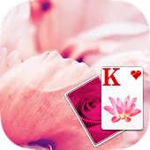 Solitaire Withered Rose Theme