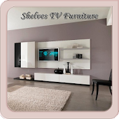 Shelves TV Furniture