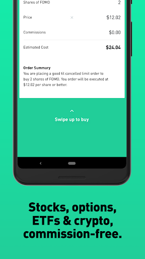 Download Robinhood: Invest in Stock, Crypto, ETF & Coin MOD APK 3