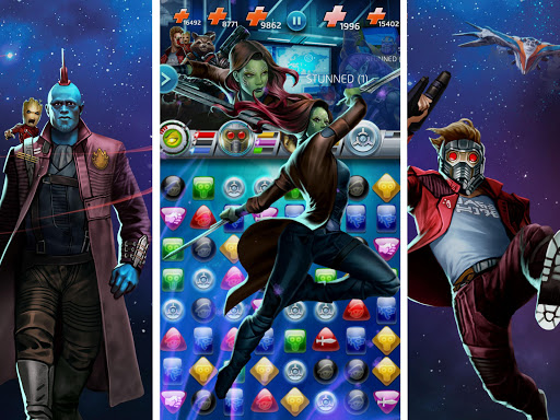 MARVEL Puzzle Quest: Join the Super Hero Battle! 204.531444 screenshots 16