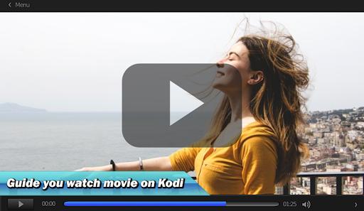 Guide TV Movie Kodi 1.0 screenshots 3