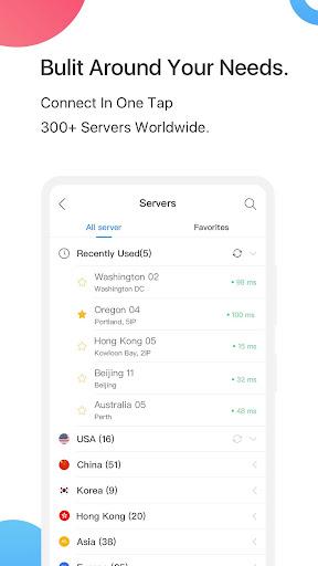FlyVPN screenshot 3