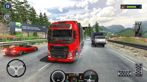 World Heavy Cargo Truck: New Truck Games 2020 0.1 screenshots 7
