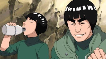 Fight! Rock Lee!