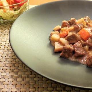 Beef Stew (Slow Cooker) Recipe