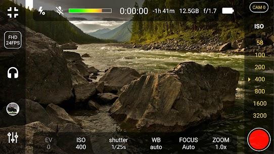 4K Camera – Filmmaker Pro apk free download 1