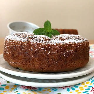 Irresistible Banana Cake.