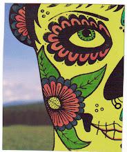 Photo: Wenchkin's Mail Art 366 - Day 118. card 118d