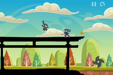 JUMPING NINJA 2 screenshot 11