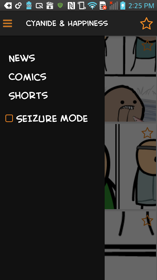 Cyanide & Happiness- screenshot