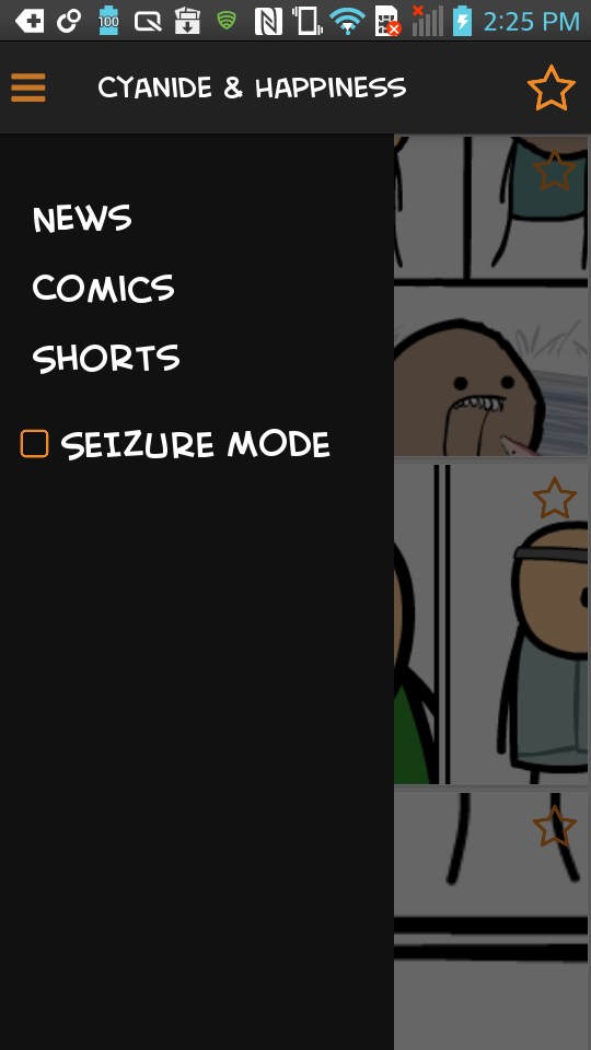 Cyanide & Happiness Android 1
