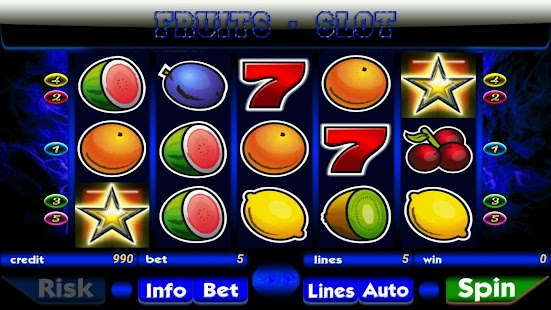 Fruts - Slot- screenshot thumbnail