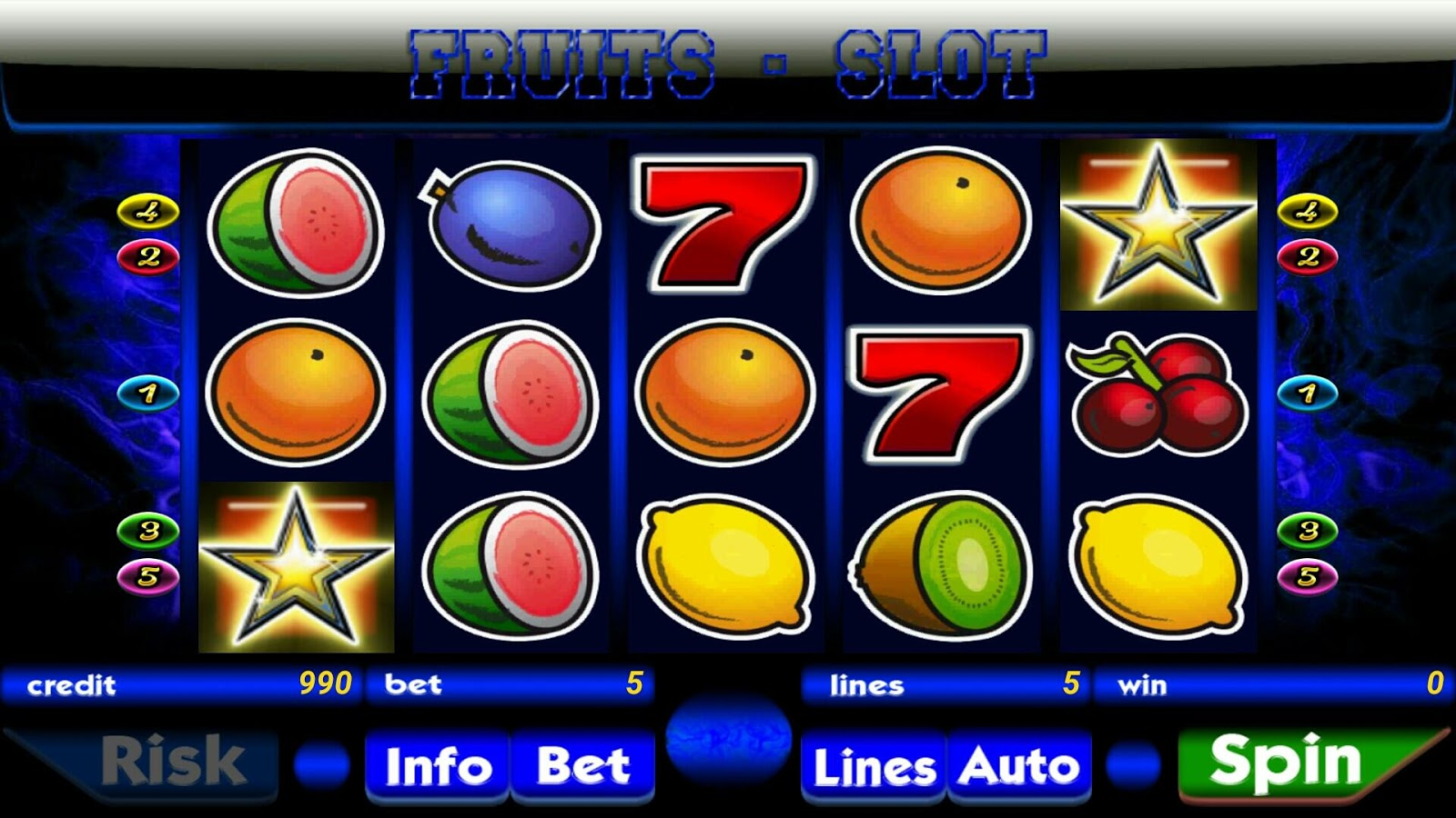Fruts - Slot- screenshot